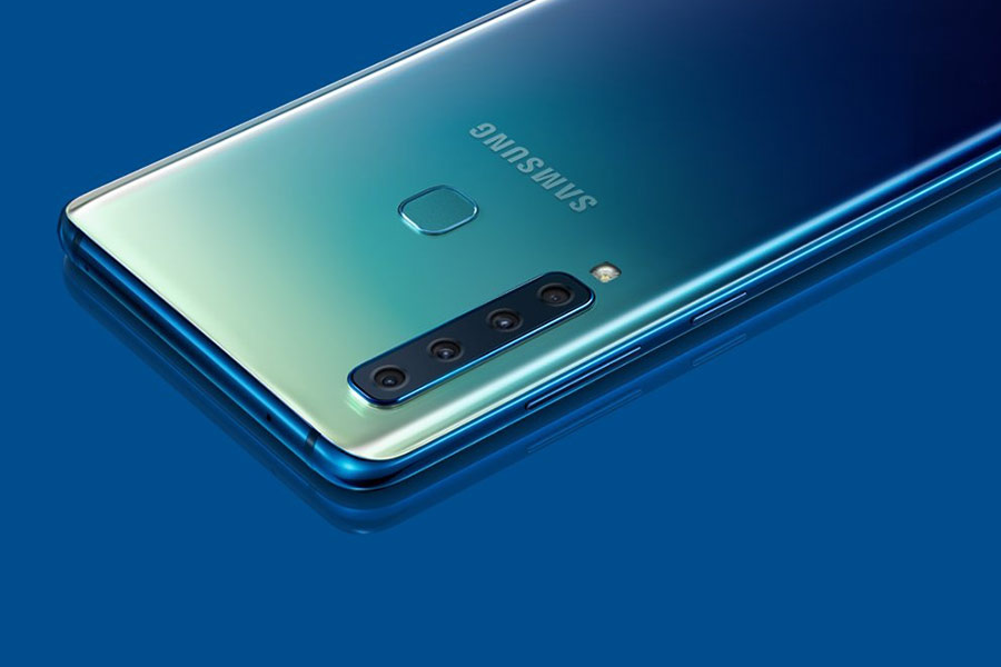 samsung galaxy a9 2018 design