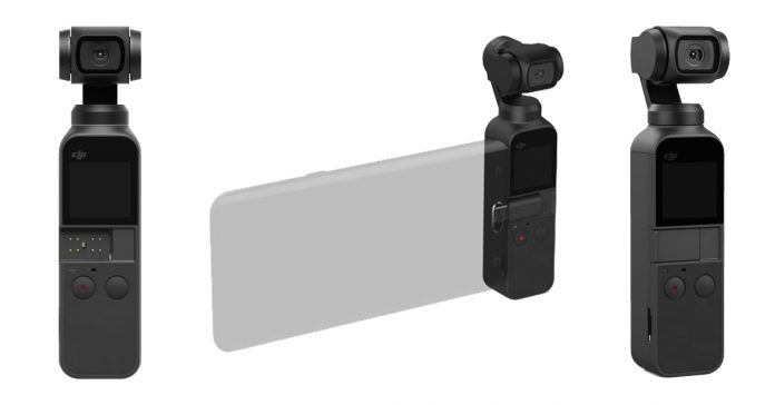 dji osmo pocket launched