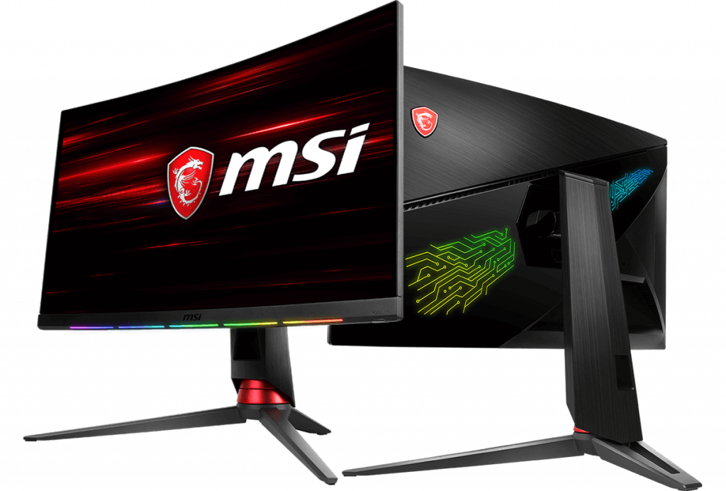 Gaming monitor MSI