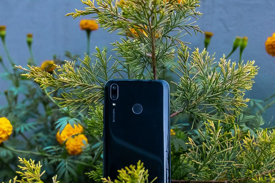 Huawei Y9 2019 cameras
