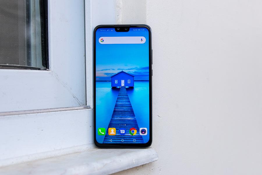 Huawei Y9 2019 display review