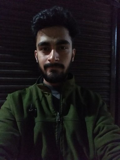 Lenovo K5 Play Night Selfie Sample 1