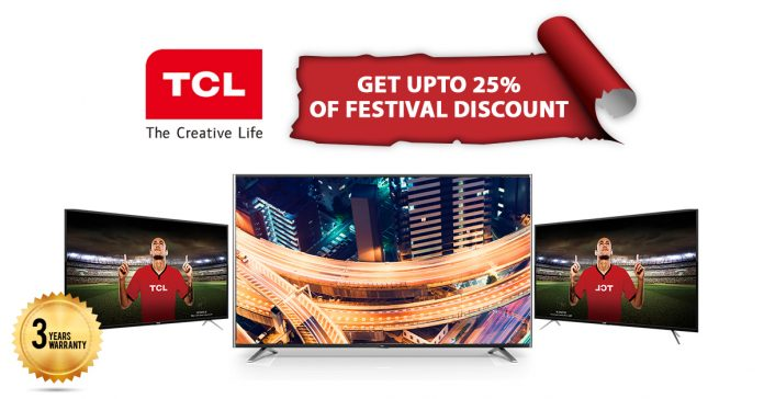 TCL TV price in nepal
