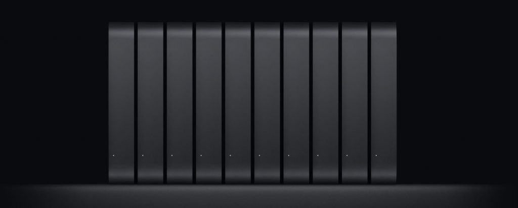 apple mac mini 2018 stacked