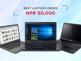 best laptops under 50000 in nepal