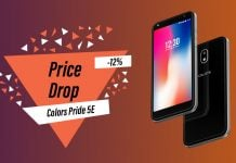 colors pride 5e price nepal