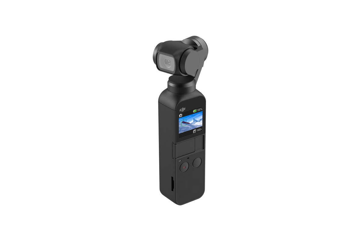dji osmo pocket specs