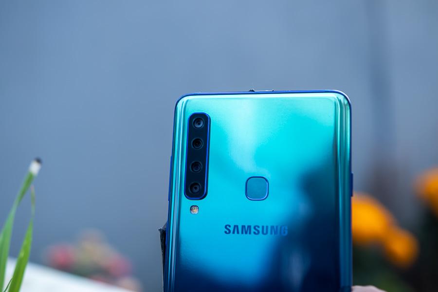 galaxy a9 2018 camera