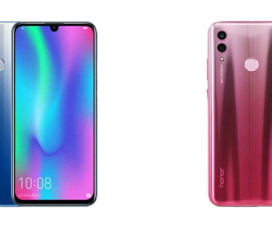 honor 10 lite launched