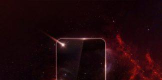 Huawei in-display camera smartphone