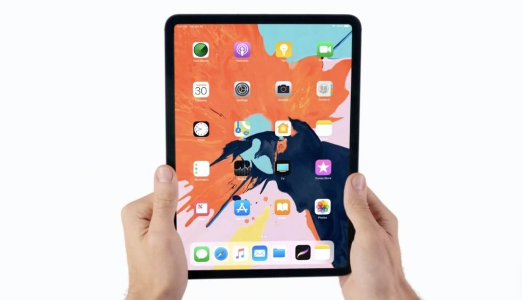 apple ipad pro 2018 price nepal