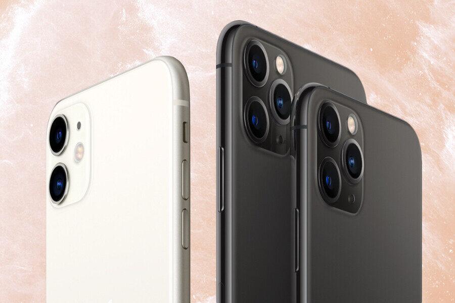 iphone 11 series 11 Pro 11 Pro Max best camera smarphone white black pink