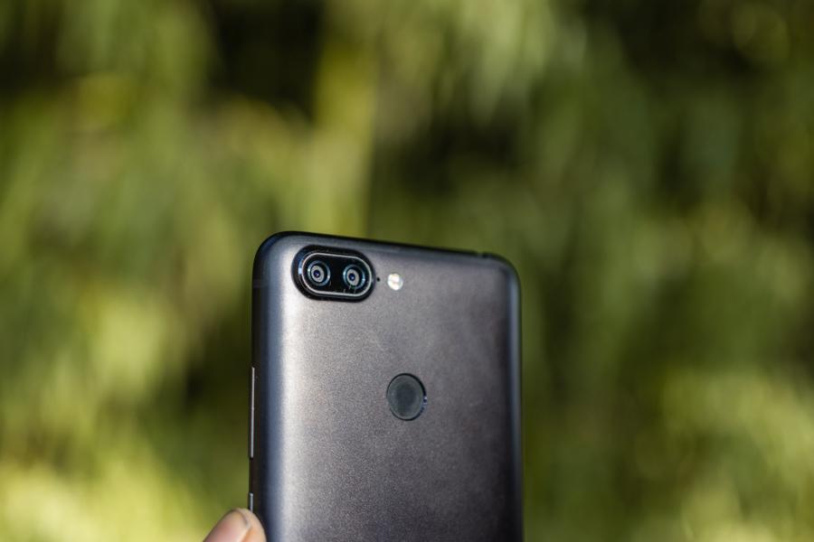 lenovo s5 cameras