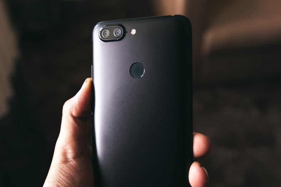 lenovo s5 fingerprint sensor