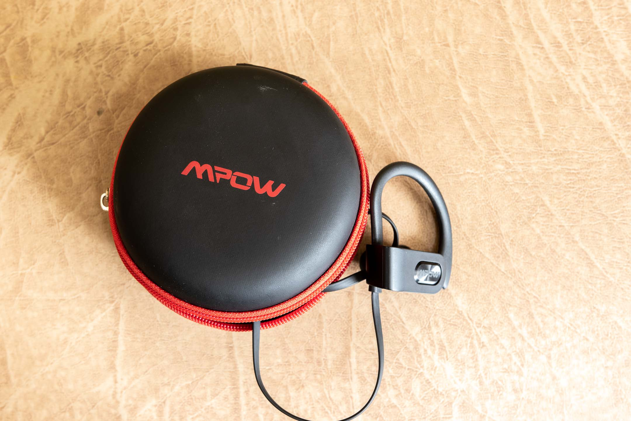 mpow flame bluetooth headphone case