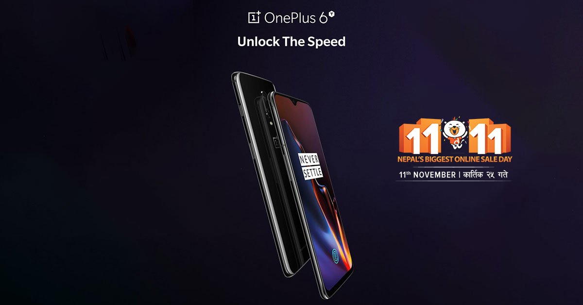OnePlus 6T Price in Nepal | OnePlus 6T price, specs, features