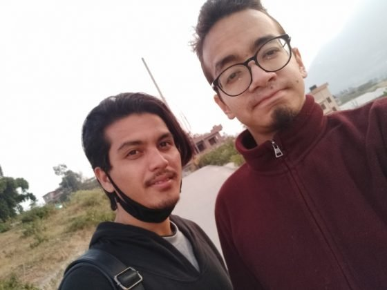 oppo a7 camera group selfie