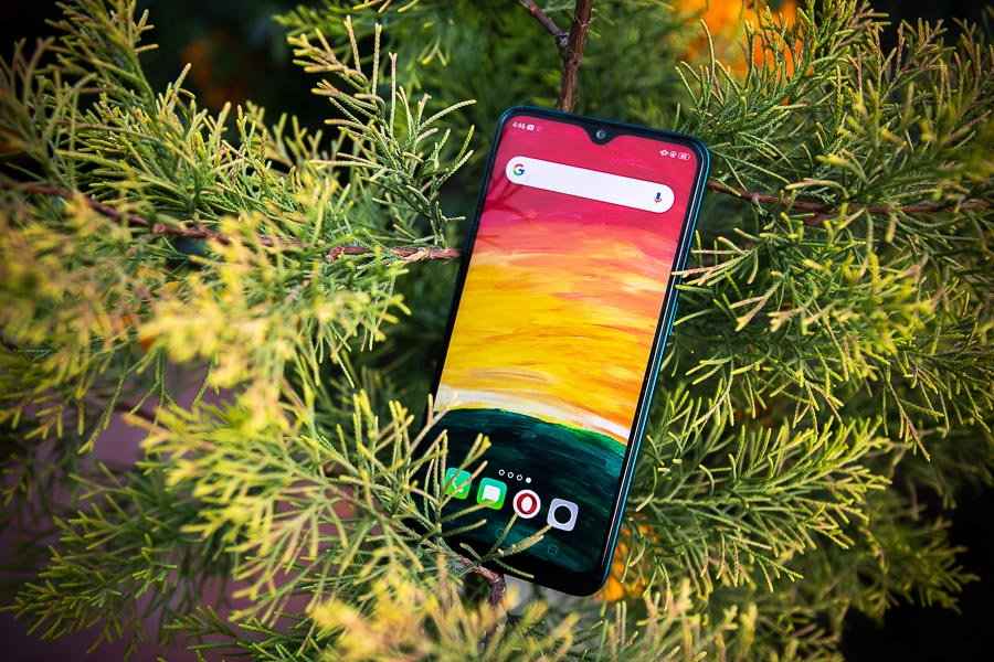 oppo a7 display