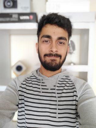 oppo a7 portrait selfie 1