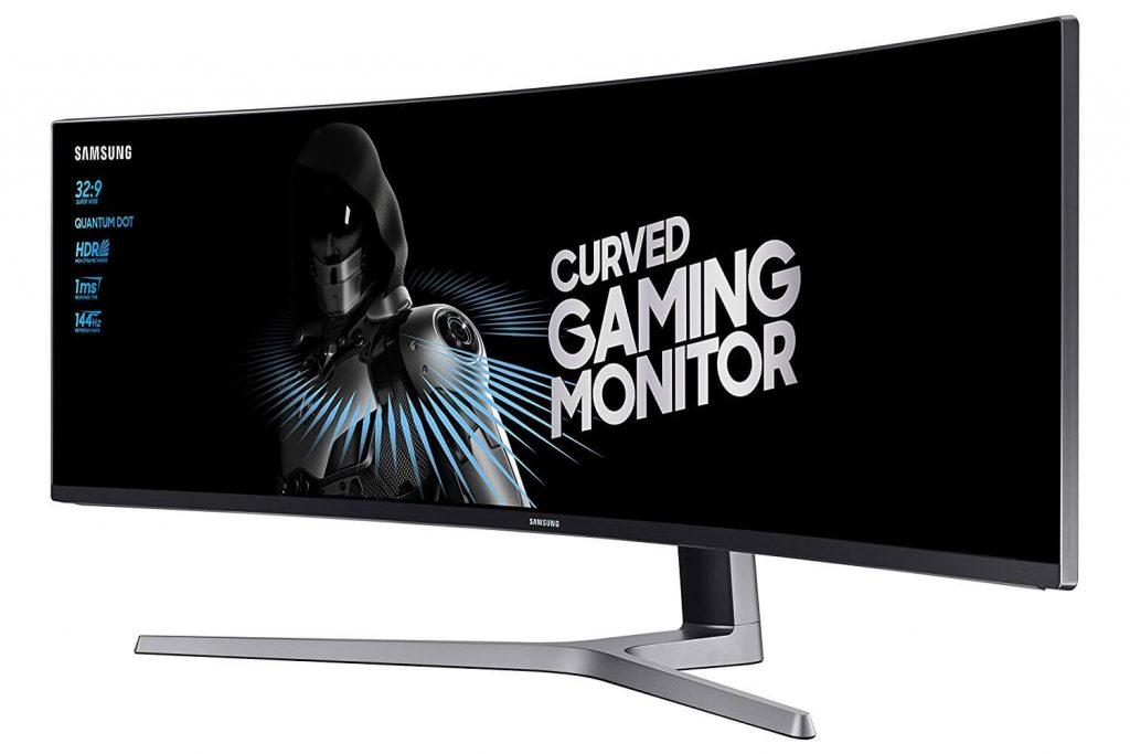samsung 49 qled gaming monitor
