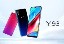 vivo y93 launched