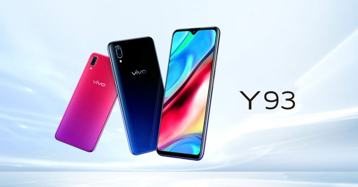 vivo y93 launched price nepal