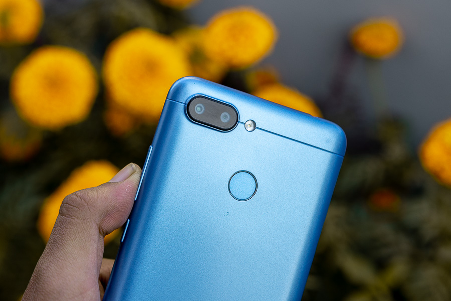 xiaomi redmi 6 rear camera
