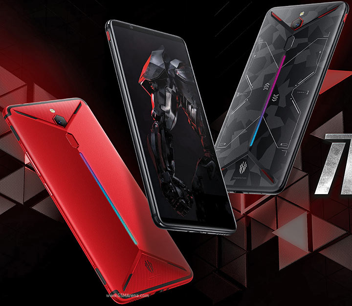 nubia red magic mars launched