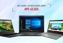 best budget laptops under 40000 in nepal