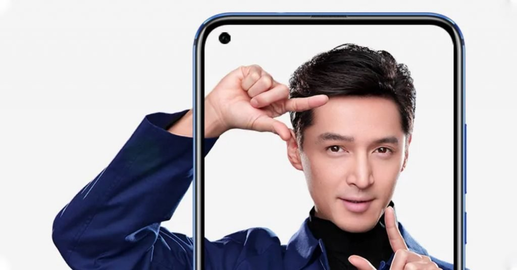 honor V20 honor view 20 display