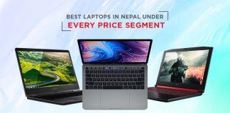 best laptops nepal every price segment