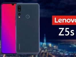 lenovo z5s rumors