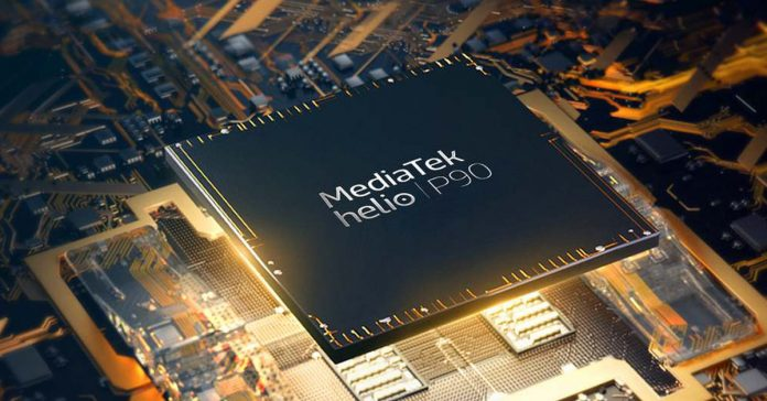mediatek helio p90 chipset