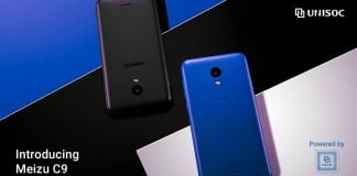 meizu c9 launched