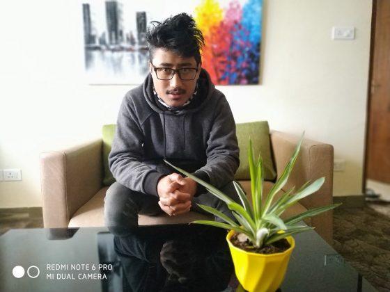 Xiaomi redmi note 6 pro 5 portrait
