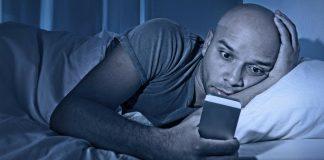 sleep texting modern bad habits
