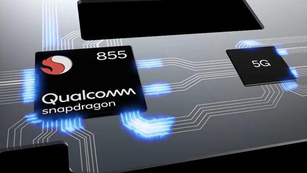 snapdragon 855 5g modem