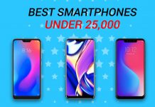 top smartphones under 25k in nepal