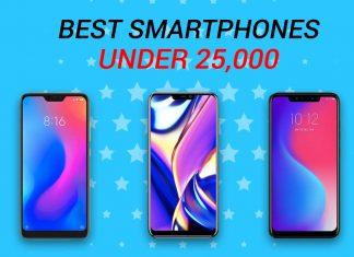 top smartphones under 25k in nepal