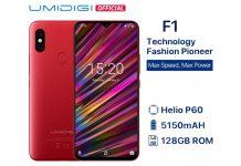 umidigi f1 launched