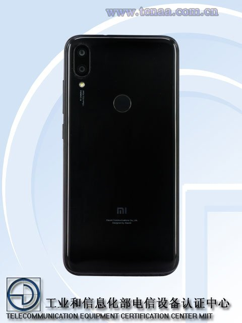 xiaomi redmi 7 back