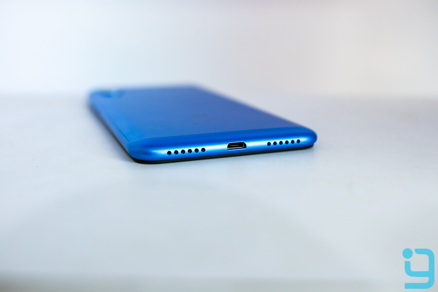 xiaomi redmi note 6 pro build