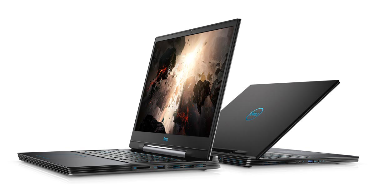 CES 2019: Dell G7 & G5 are laptops with lots of