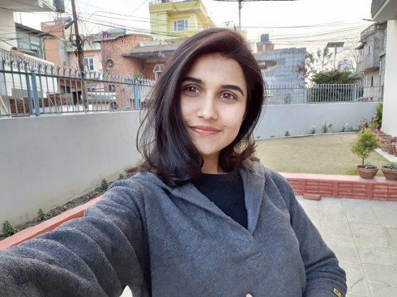 Galaxy M 20 normal selfie 5