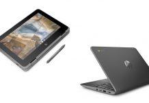 HP Chromebook EE