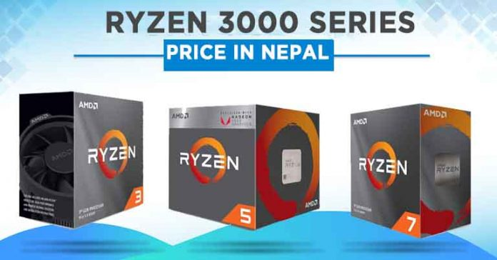 Ryzen 3000 Series Desktop Processors Price in Nepal Specifications Features Availability