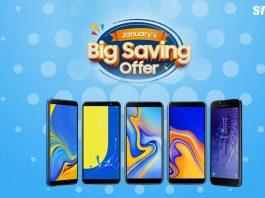 Samsung January Big Saving Offer