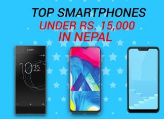 best phones under 15k in nepal