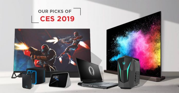 best tech of ces 2019