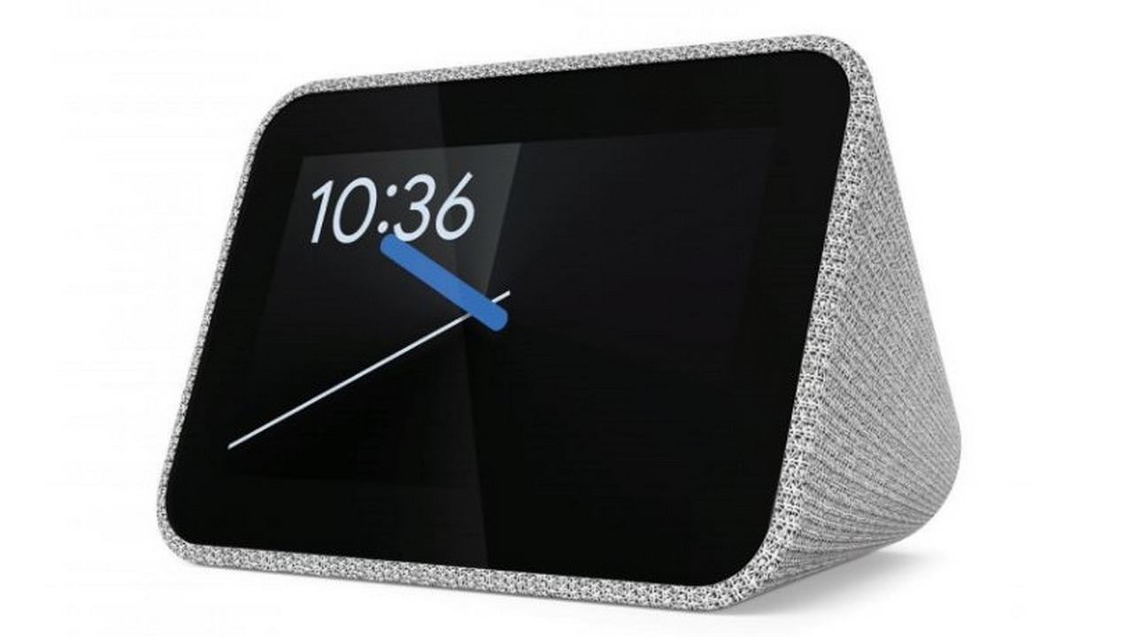 lenovo smart alarm clock